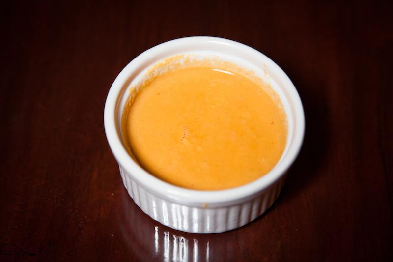 Sauce «RAW VEGAN CREAMY CHEESE»