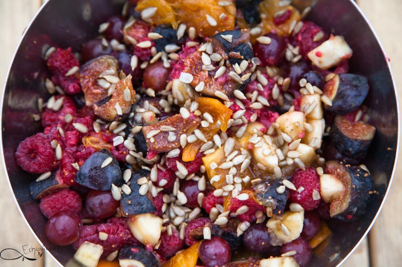 Salade de fruits aux saveurs du sud